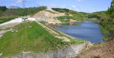 貯水池(左岸より)170606.jpg